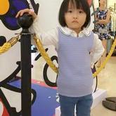 阶梯 儿童棒针圆领背心编织视频