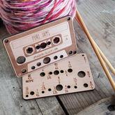 一组有颜值的编织小工具,触目可及的美好
