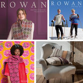 ROWAN罗文杂志70期铂金版及设计师专集 2021秋冬编织服饰设计欣赏
