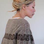 井川安迪细枝都是她设计的 日本编织设计师Junko Okamoto作品欣赏