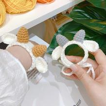 小羊手环 情侣闺蜜可爱动物手绳零基础编织视频教程
