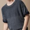 男士毛衣编织花样 男士毛衣编织方法 男士毛衣编织图案款式