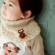 0-3岁儿童毛衣教程 编织方法与编织图解
