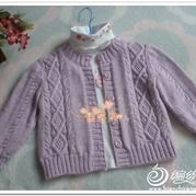 毛线编织婴儿毛衣款式,婴儿毛衣编织方法,婴儿毛衣织法图案