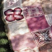 手工编织毛线地毯,旧毛线编织地毯,毛线地毯的编织方法