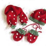 婴儿帽子的织法教程,男士帽子的织法,小孩毛线帽子的织法