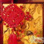 中国结的编法图解,中国结图片,教你做中国结